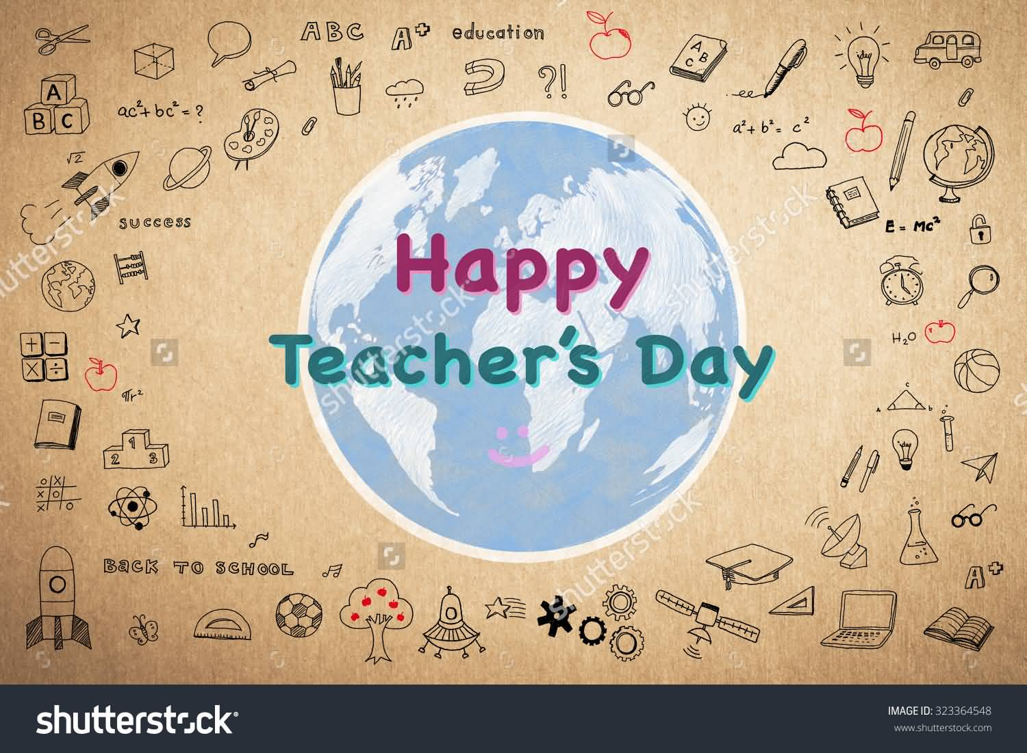 Images of happy teachers rsquo day 2016 fan 40 best greetings for happy world teachers day 2016 images kristyandbryce Images