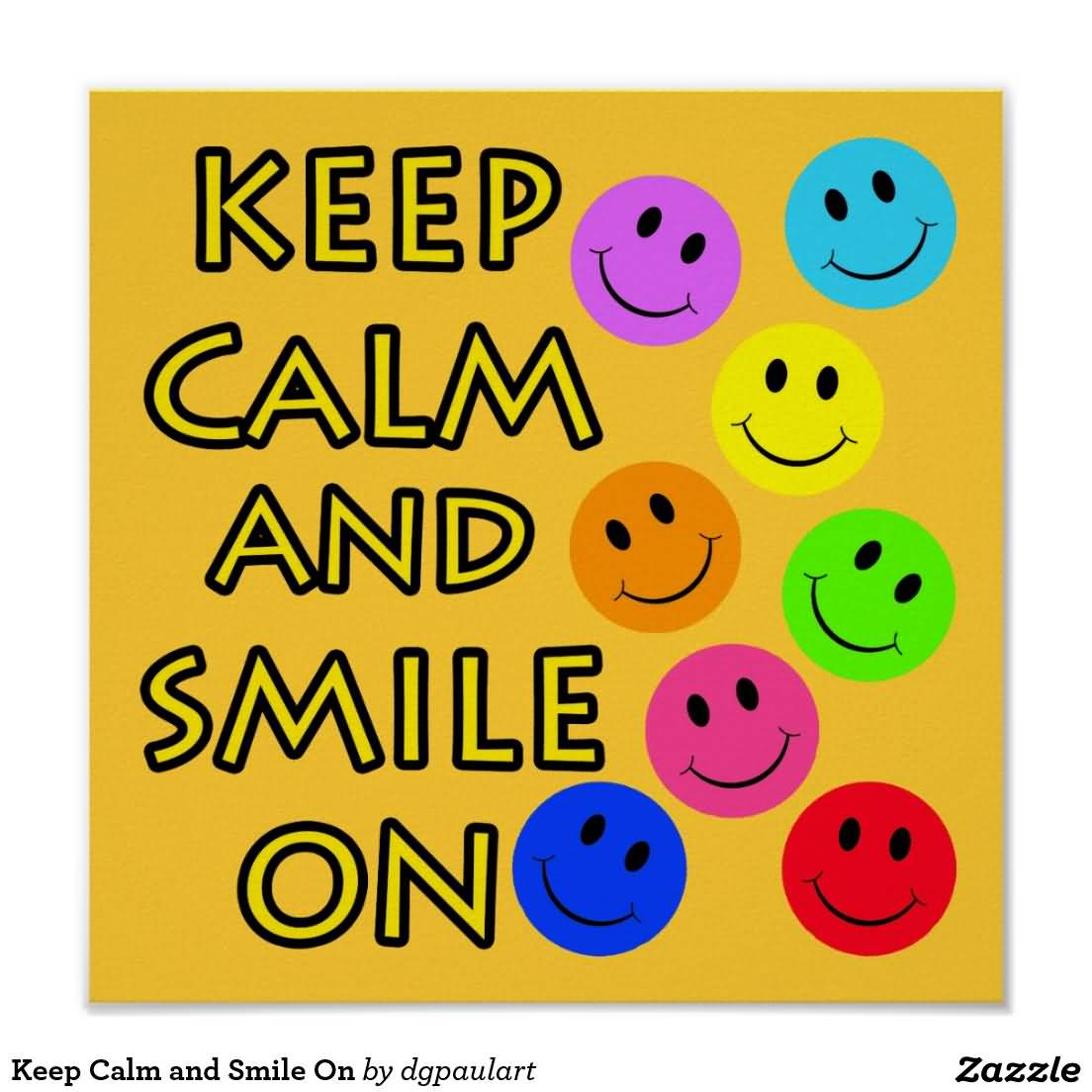 Keep Calm And Smile Quotes: 50 Best World Smile Day Greeting Pictures And Photos