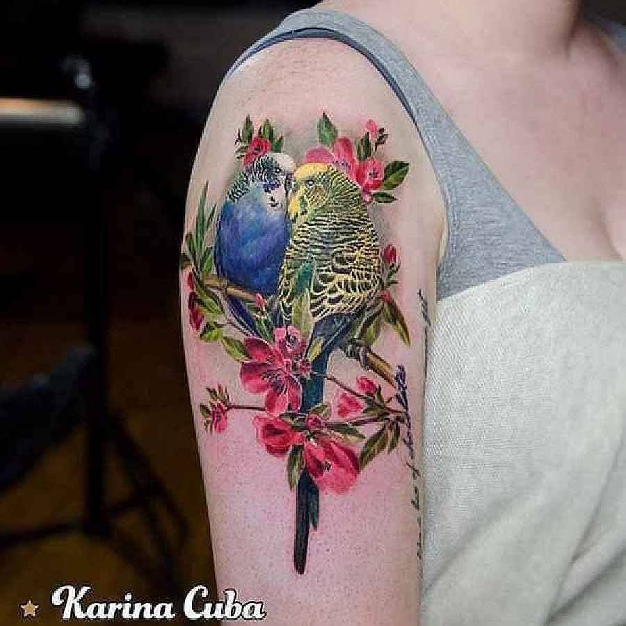 Images Love Birds Tattoo | Wallpaper sportstle