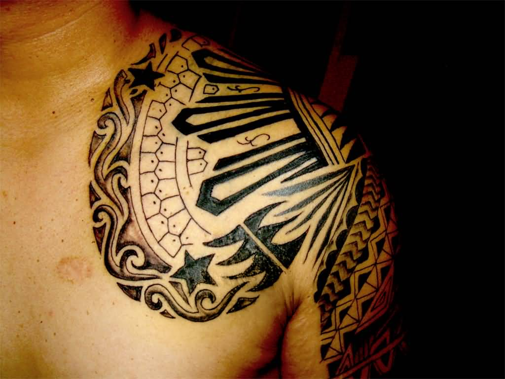 12 mayan shoulder tattoos