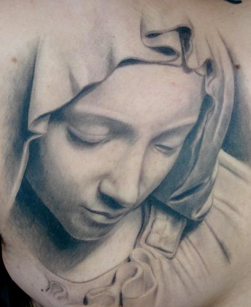 47 religious virgin mary tattoos. Black Bedroom Furniture Sets. Home Design Ideas