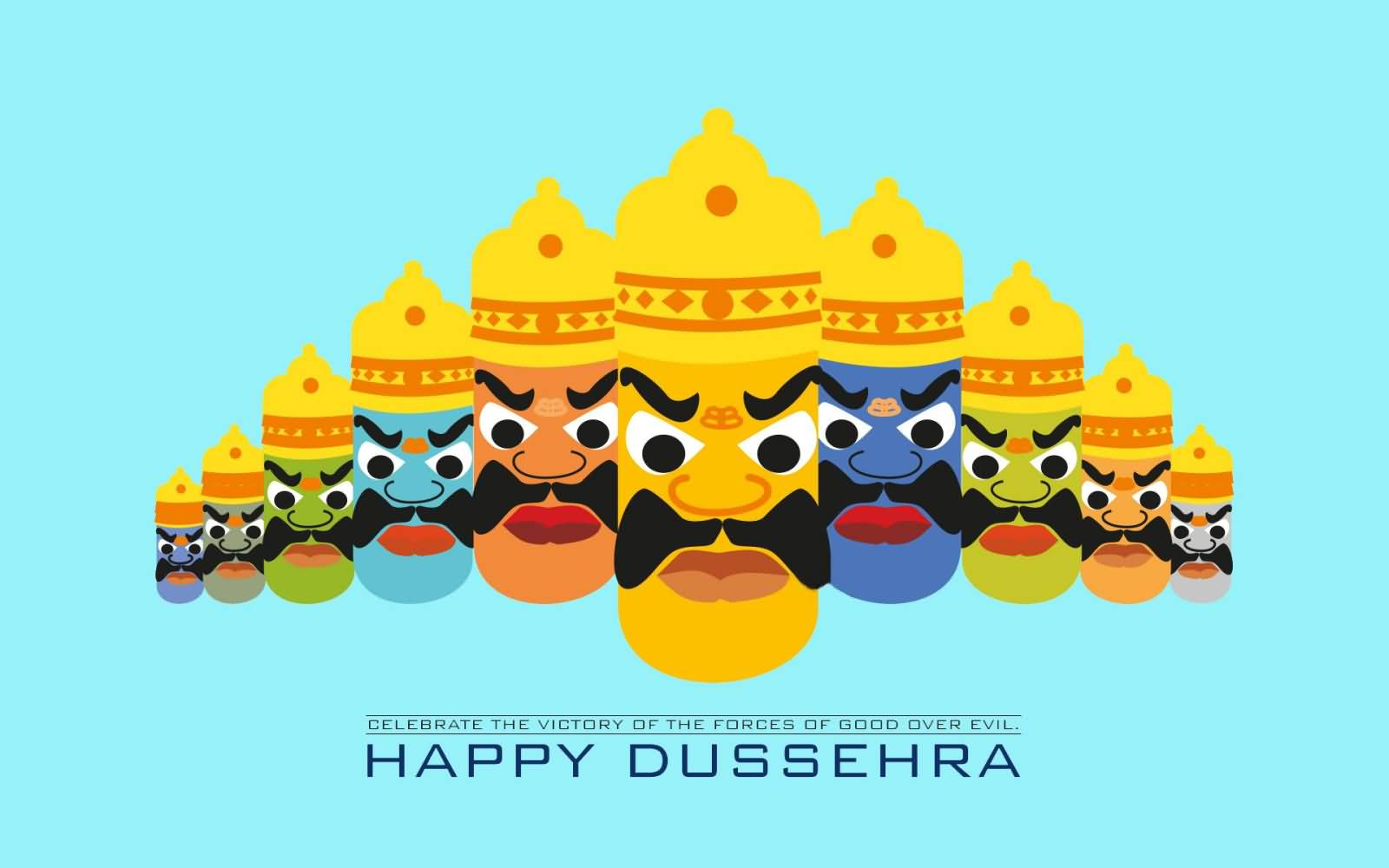 50 Beautiful Happy Dussehra Greeting Photos And Pictures