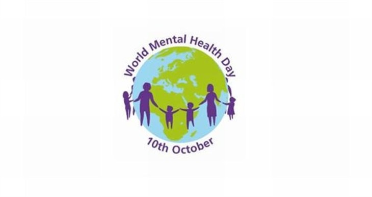 Gets Together To Celebrate World Mental Health Day 10th October