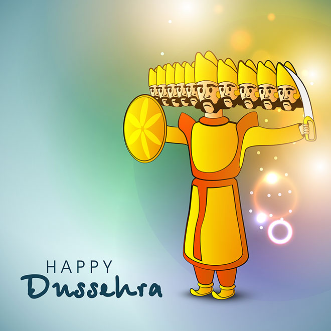 50 adorable pictures and images of dussehra wishes happy dussehra ravan clipart image m4hsunfo