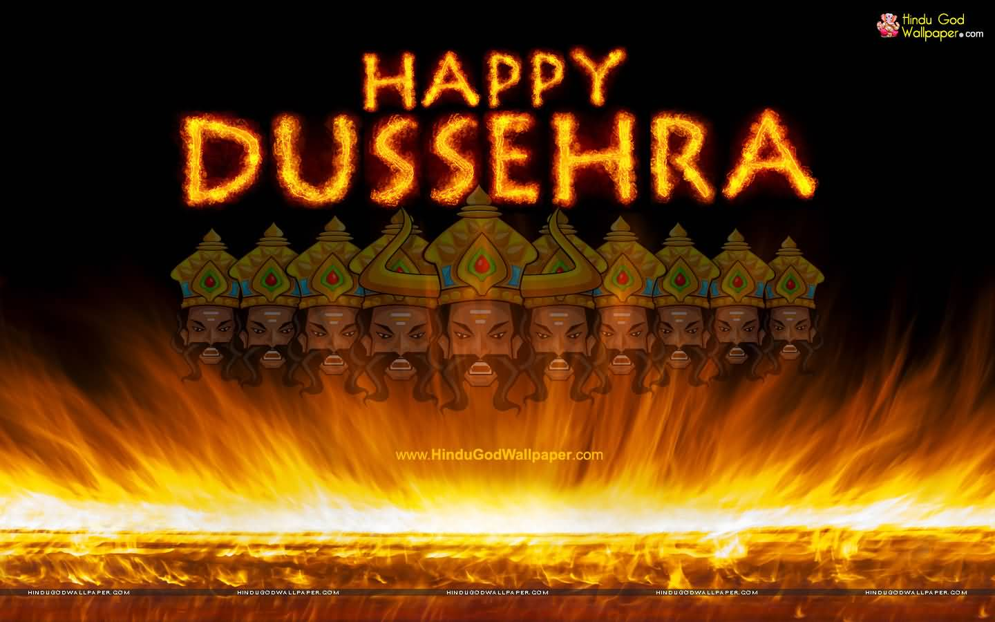 50 Adorable Pictures And Images Of Dussehra Wishes
