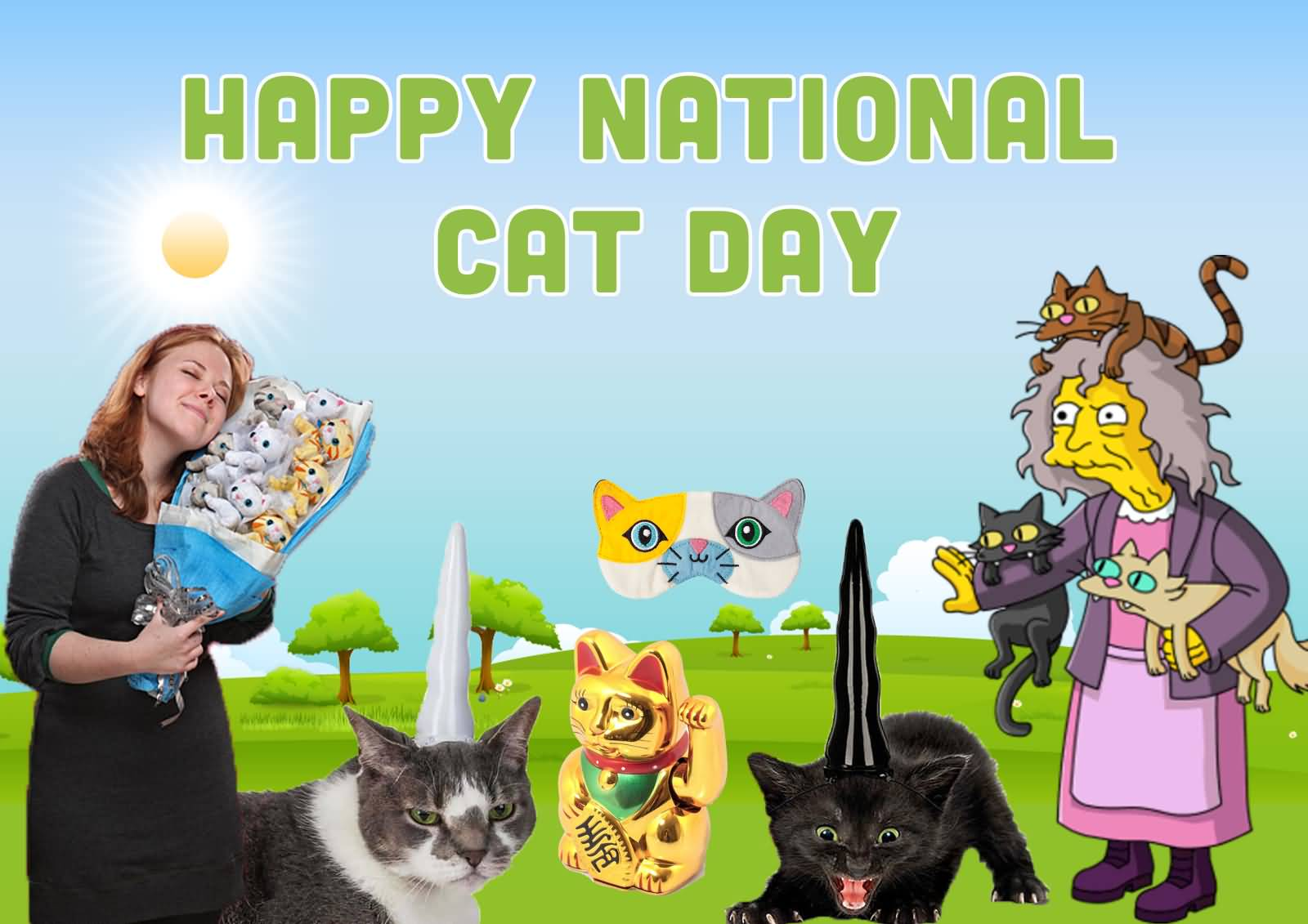national cat day - photo #6