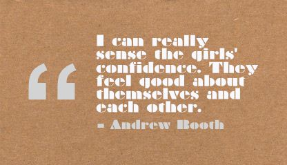 Good Quotes For Girls Prepossessing I Can Really Sense The Girls' Confidence They Feel Good About