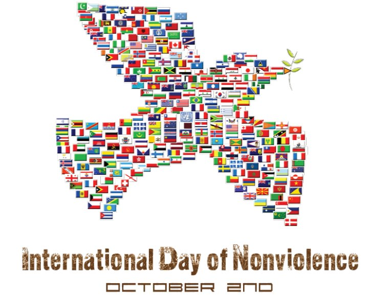 40 International Day Of Non Violence 2016 Wish Pictures
