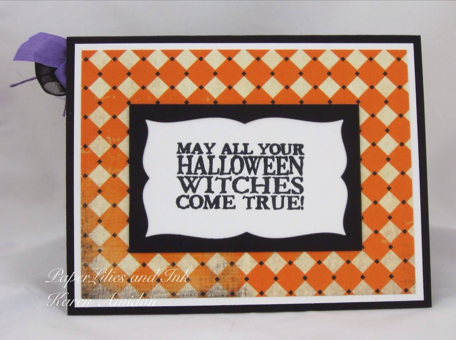 May All Your Halloween Witches Come True Greeting Card