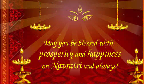 55 best pictures and images of navratri wishes may you be blessed with prosperity and happiness on navratri and always m4hsunfo
