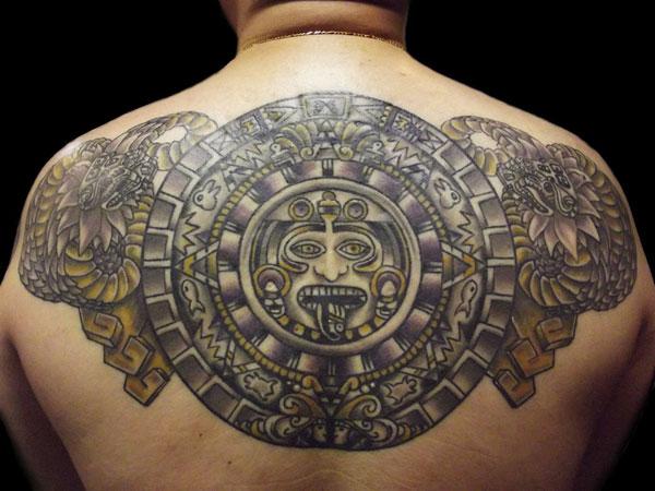49 Latest Mayan Tattoos