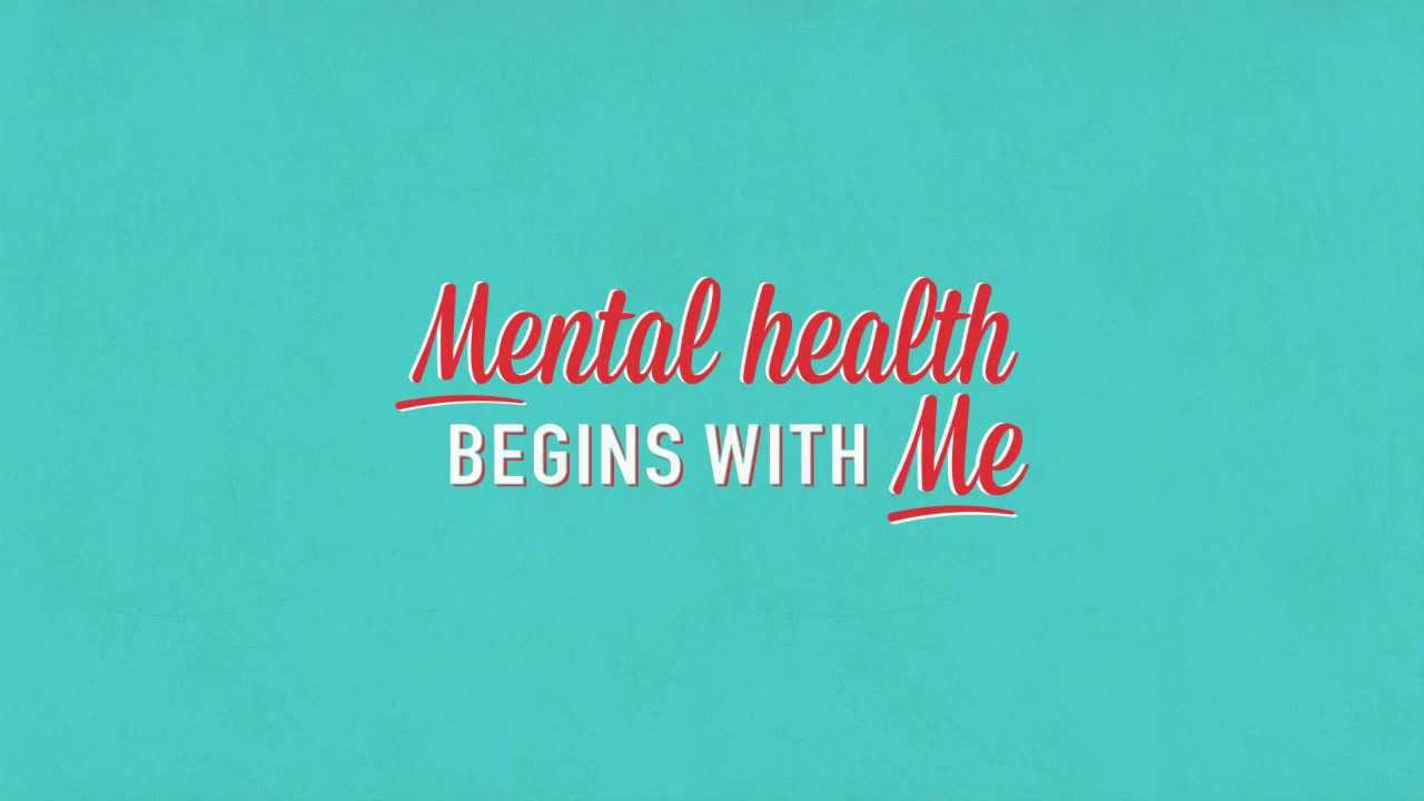 Mental Health Begins With Me World Day Picture