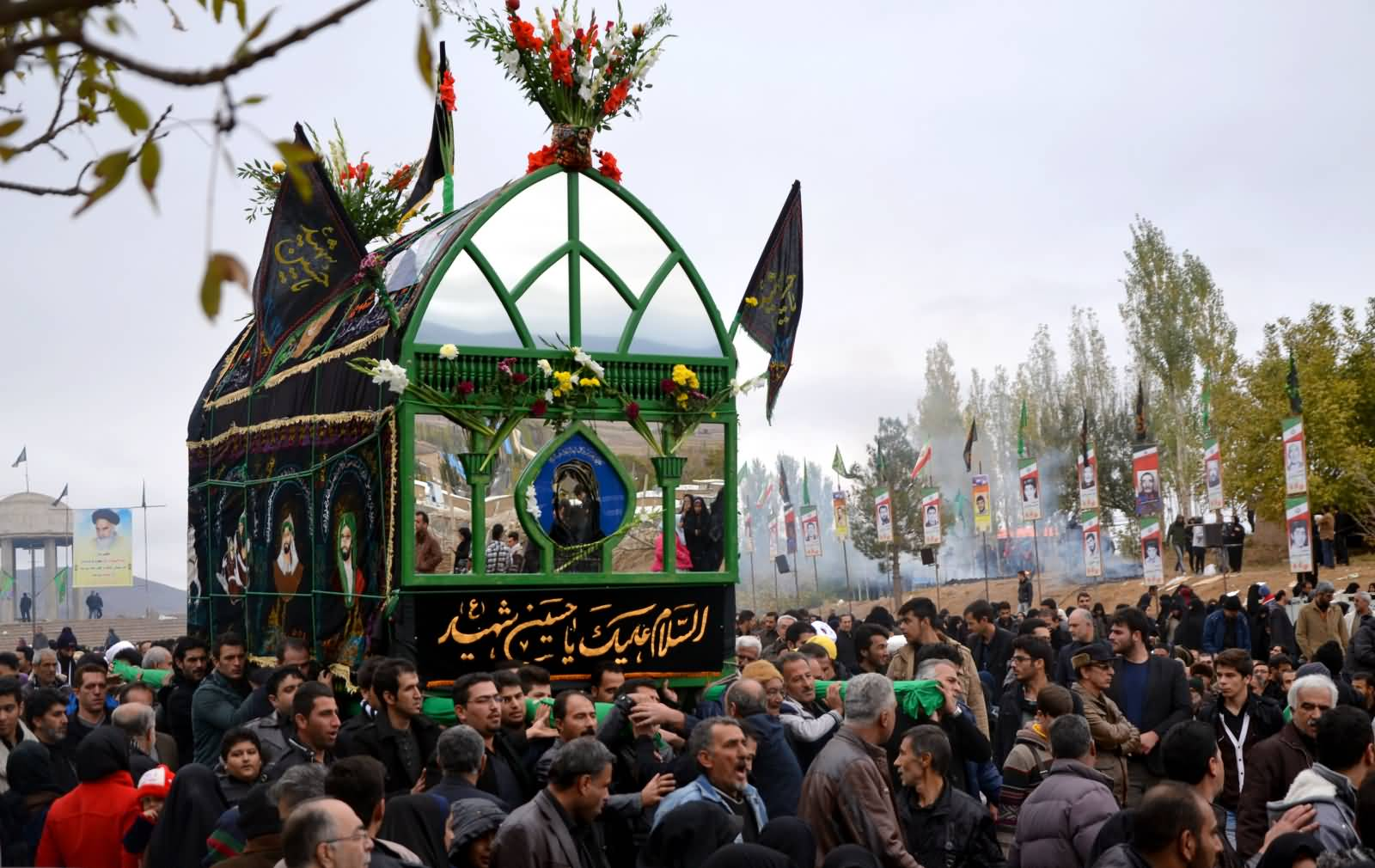 22 best pictures of muharram celebrations