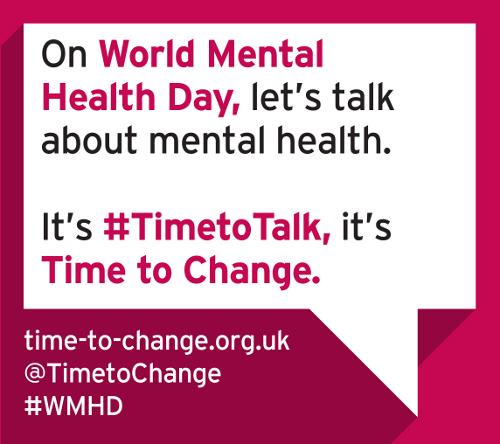 On World Mental Health Day Lets Talk About Its Time To