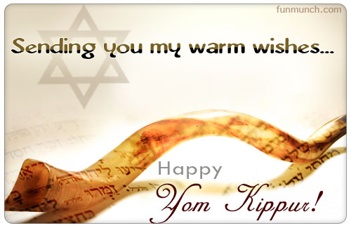 42 best pictures and photos of yom kippur wishes sending you my warm wishes happy yom kippur greeting card m4hsunfo