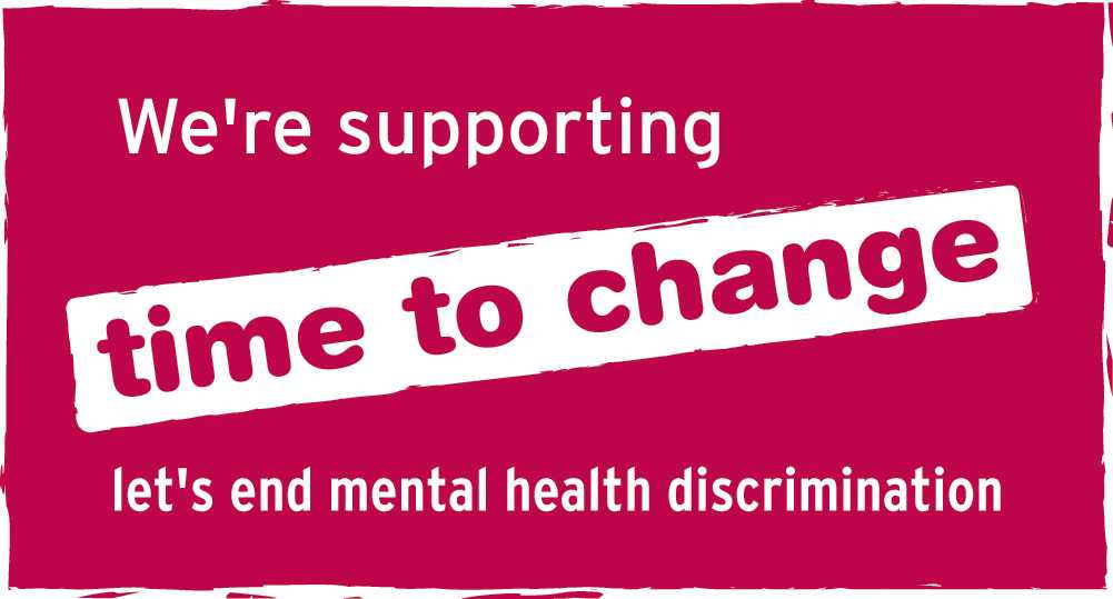 Were Supporting Time To Change Lets End Mental Health Discrimination World Day