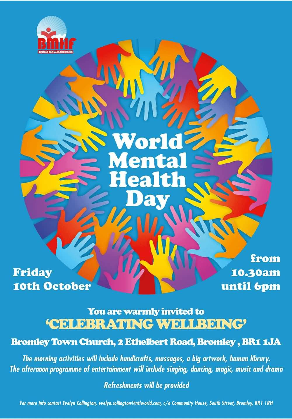 world mental health day - photo #35