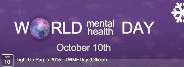World Mental Health Day October 10 Facebook Cover Picture