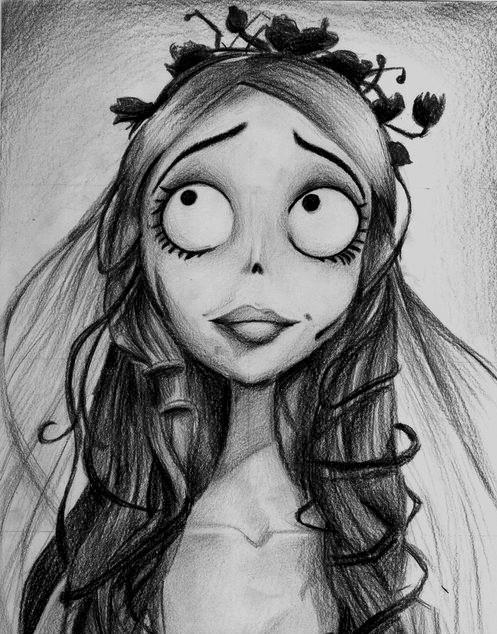 Gallery For gt Corpse Bride Tattoo