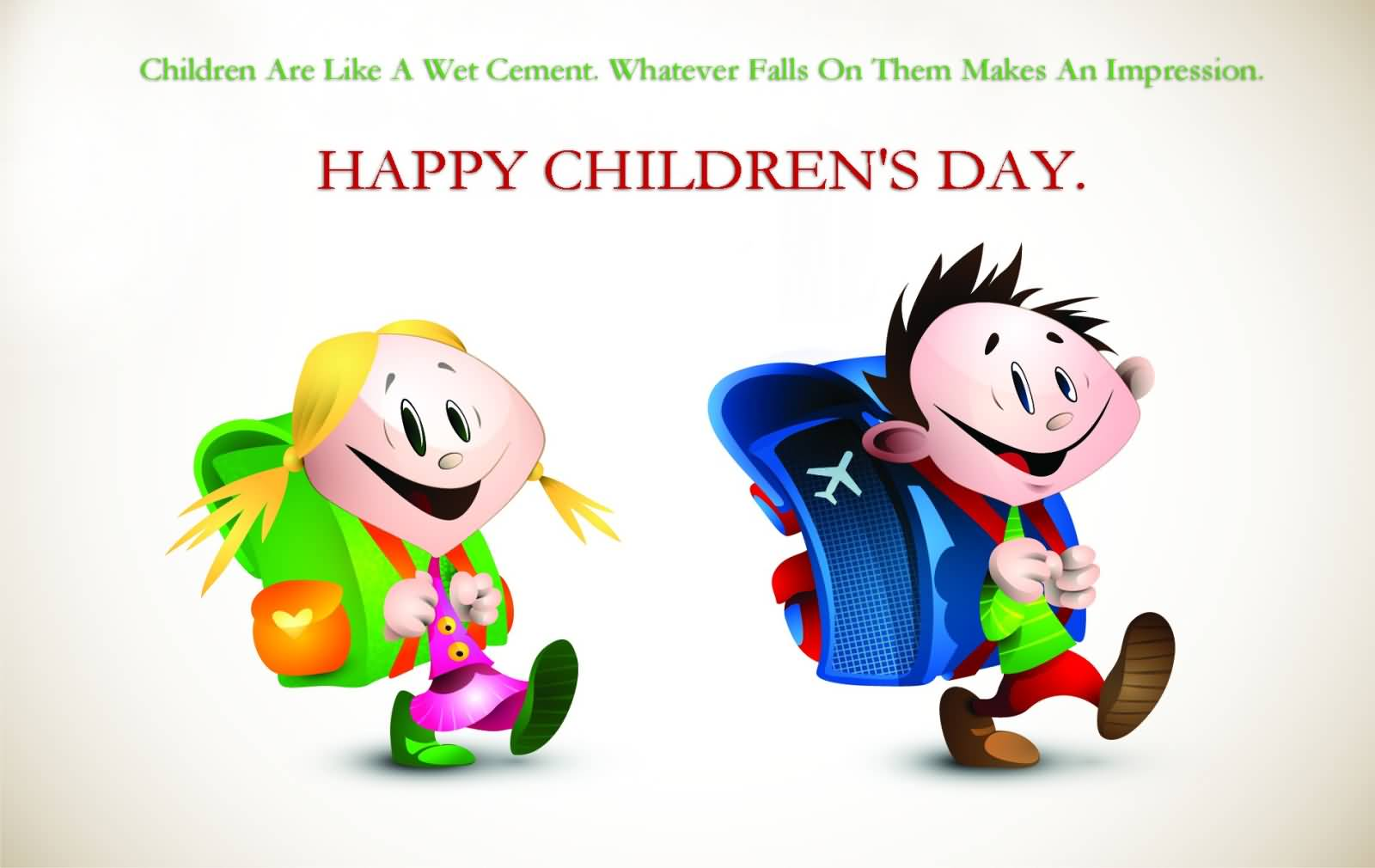 55 Very Beautiful Children S Day Wish Images And Pictures