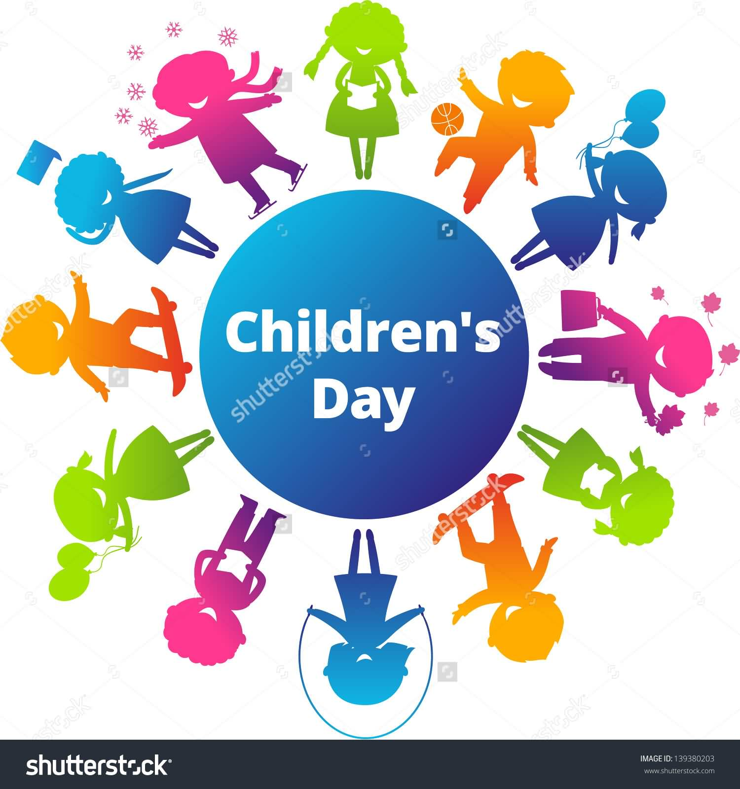 55 Very Beautiful Childrens Day Wish Images And Pictures