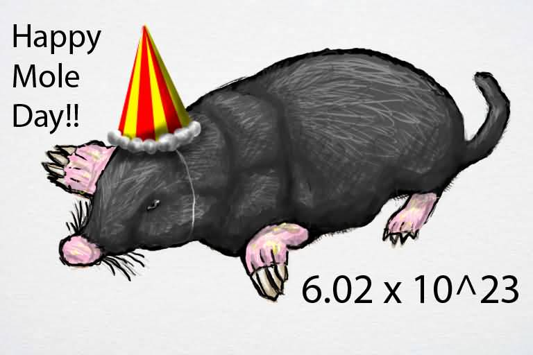 55+ Best Greeting Pictures And Photos Of National Mole Day ...