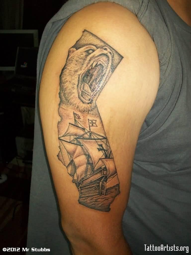 34+ Awesome California Tattoos