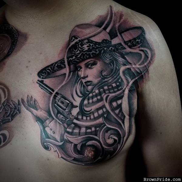 18 charro tattoo febrero 2012 biografias cortas 60 tattoos for women with meanings fmag. Black Bedroom Furniture Sets. Home Design Ideas