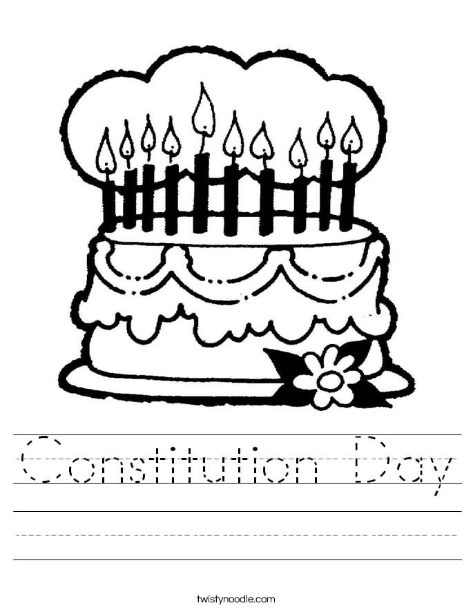 Constitution day worksheets for elementary school students for Constitution day coloring pages kindergarten