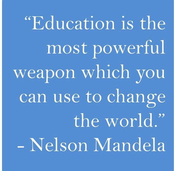 Nelson Mandela Quotes On Change: Don't Raise Your Voice, Improve Your Argument.