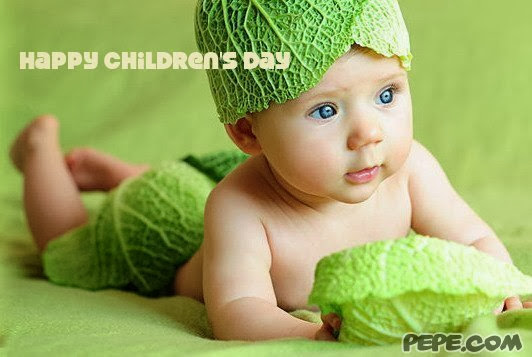 31 Beautiful Happy Children's Day Greeting Cards and Images