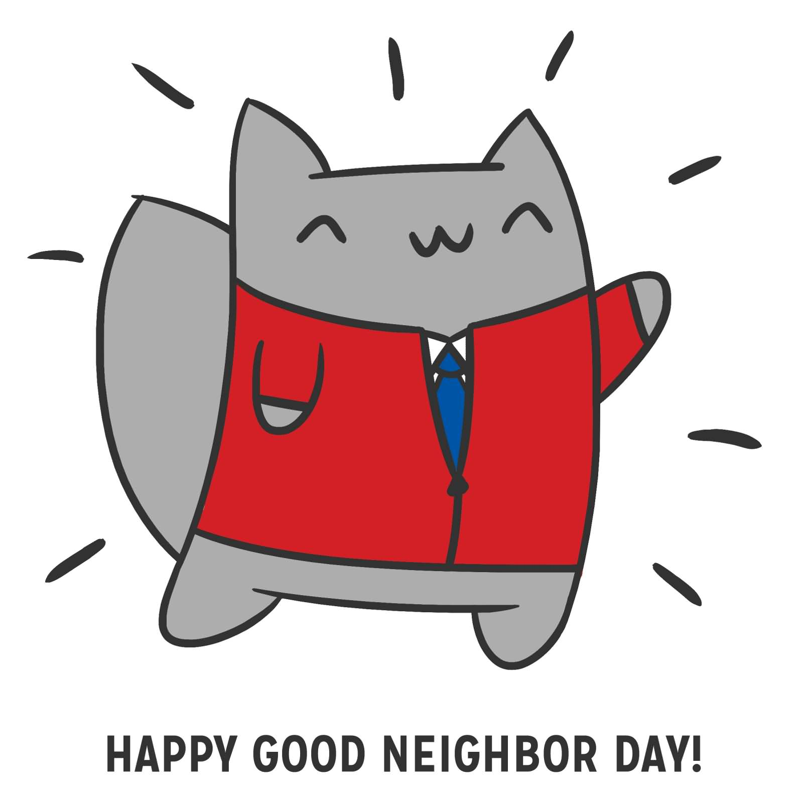 20 Latest Good Neighbor Day Greeting Pictures And Images