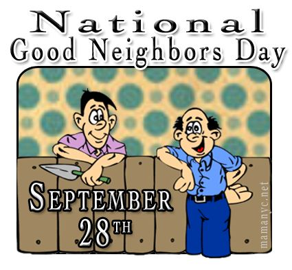 20+ Latest Good Neighbor Day Greeting Pictures And Images