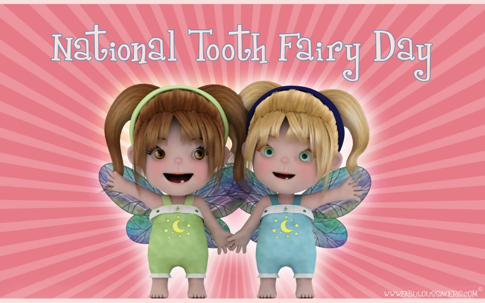 National Tooth Fairy Day Picture
