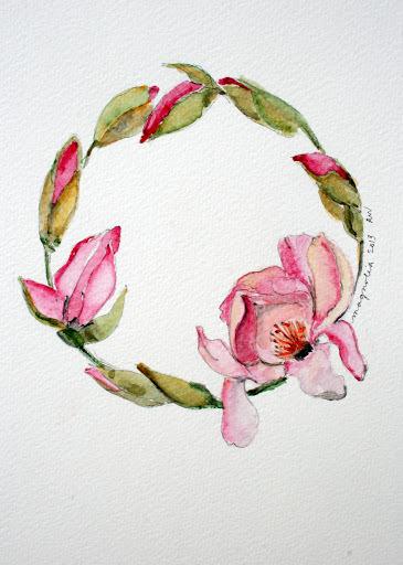 13+ Awesome Magnolia Tattoo Designs