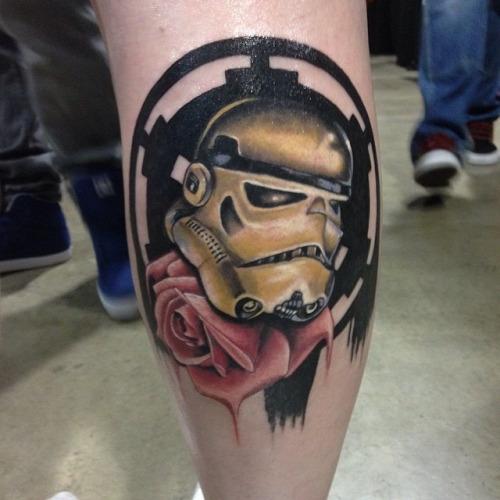 20 star wars stormtrooper leg tattoos for 12 rose terrace clark nj