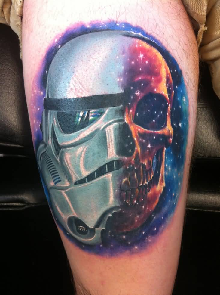 13 latest stormtrooper star wars tattoos. Black Bedroom Furniture Sets. Home Design Ideas