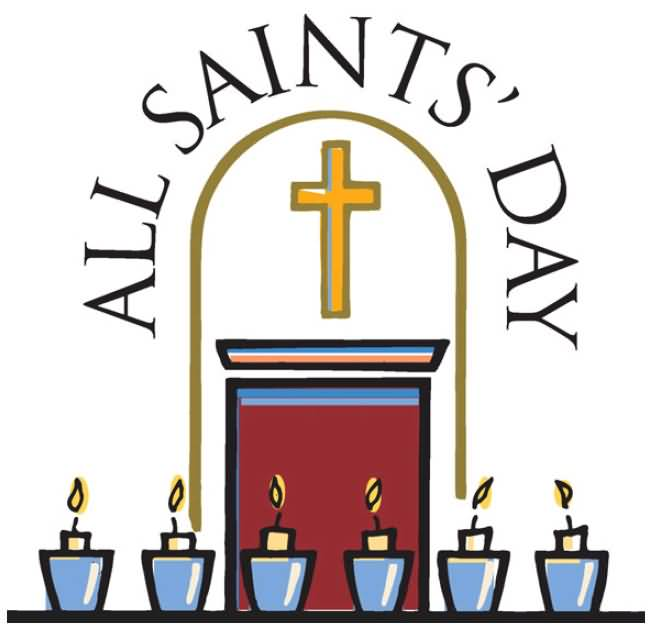18 beautiful all saints day clipart wish pictures and photos rh askideas com santa clipart santa clipart