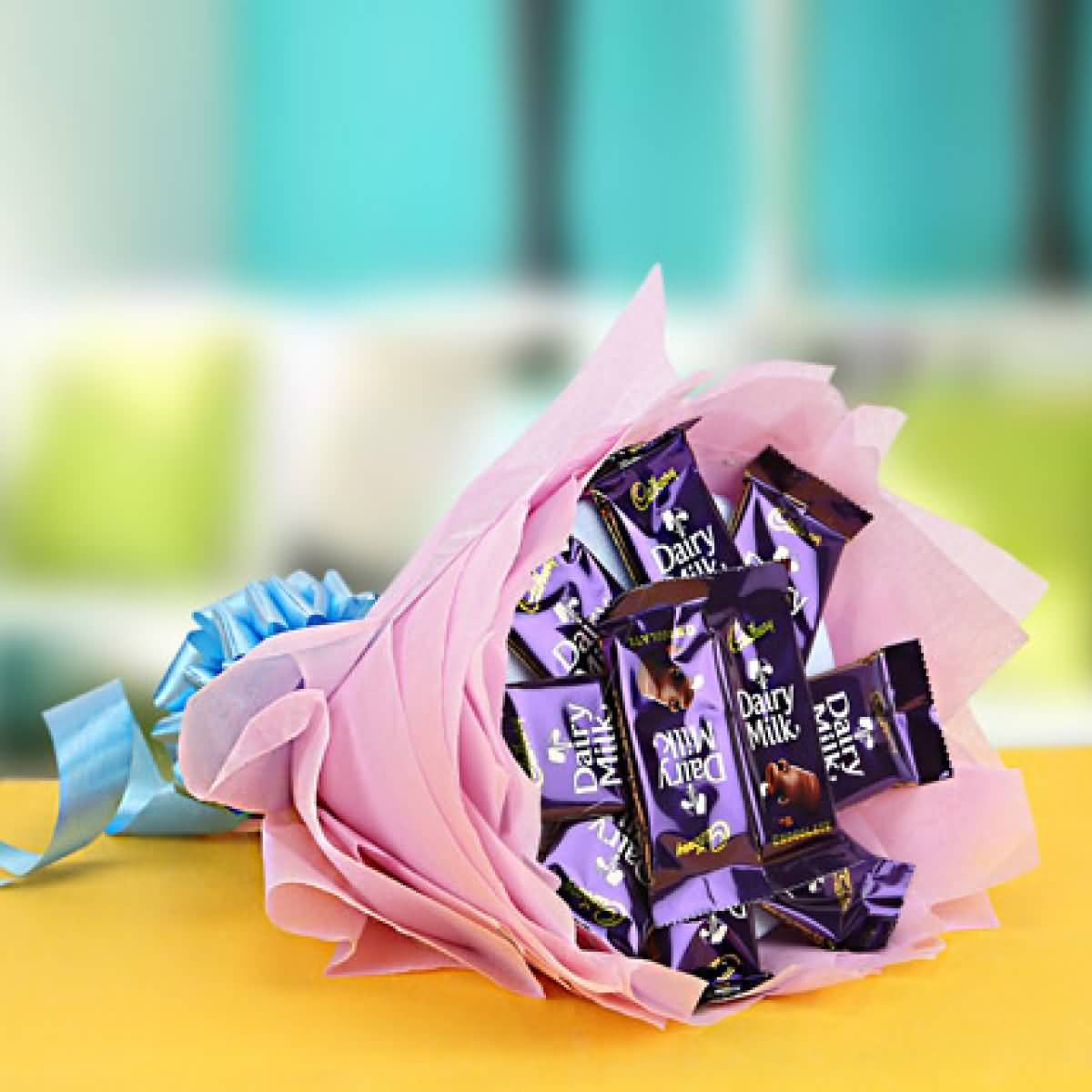 Chocolate Bouquet Bhai Dooj Gift Ideas