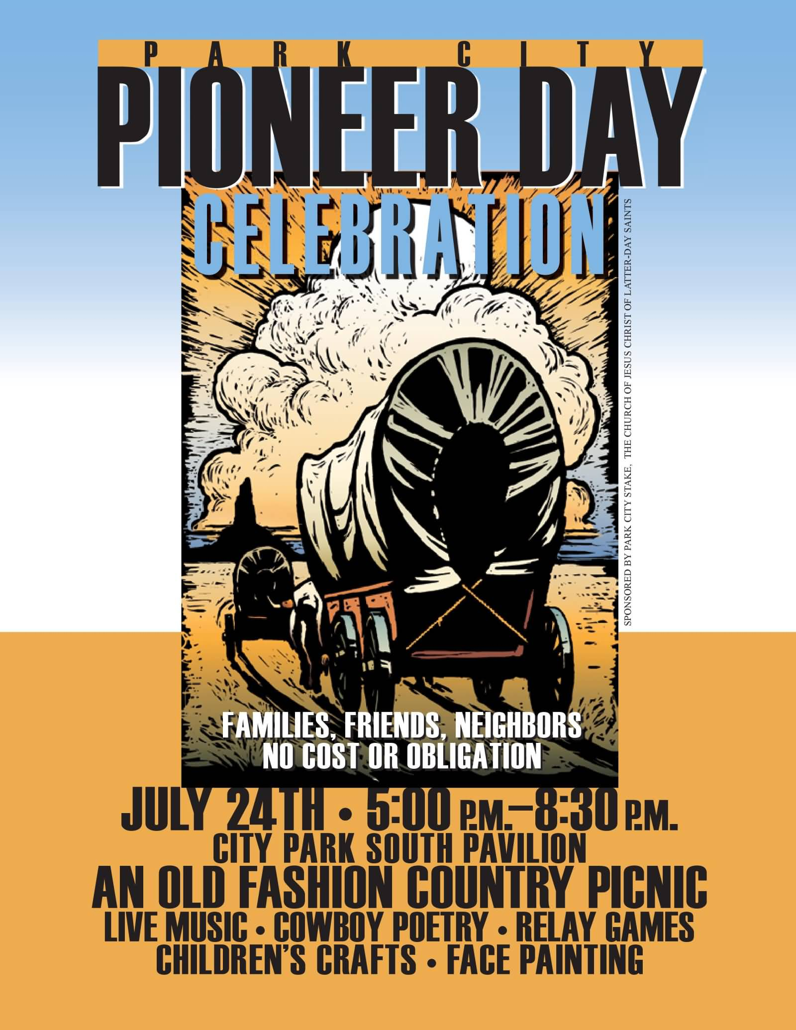 pioneer day In 1928, the first florence pioneer days festival was held since then, the lineup of events and activities has expanded to include antique sales, a parade, music in the park, and a tractor pull.