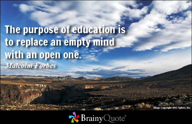 the purpose of values education in