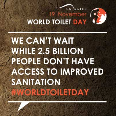 40+ Best World Toilet Day Pictures And Photos