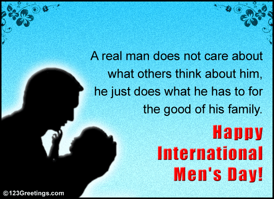 50 Best International Men S Day Pictures And Images
