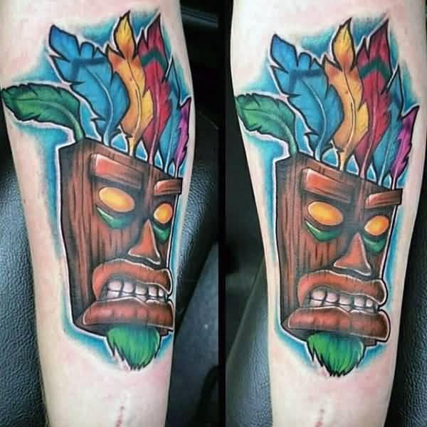 29+ Unique Aku Aku Tattoos Ideas