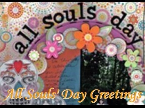 All souls day greetings m4hsunfo