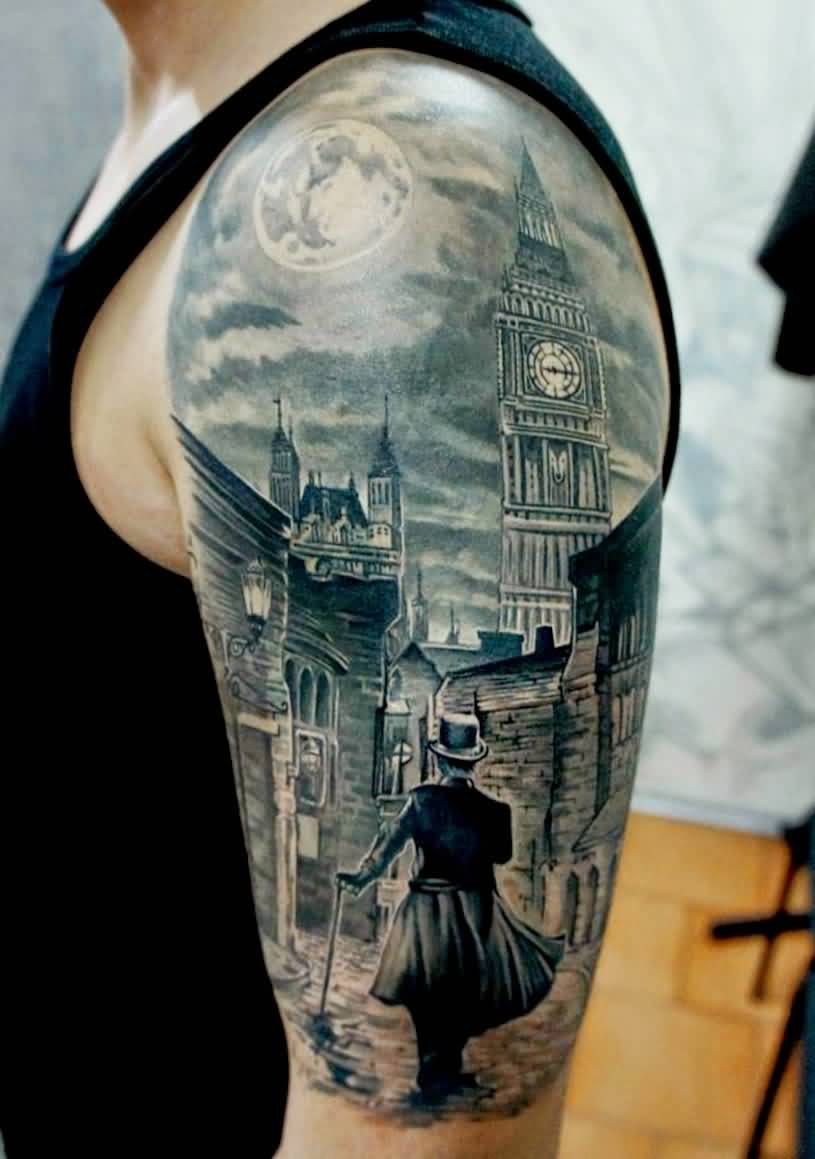 Awesome Tattoo Sleeve Designs