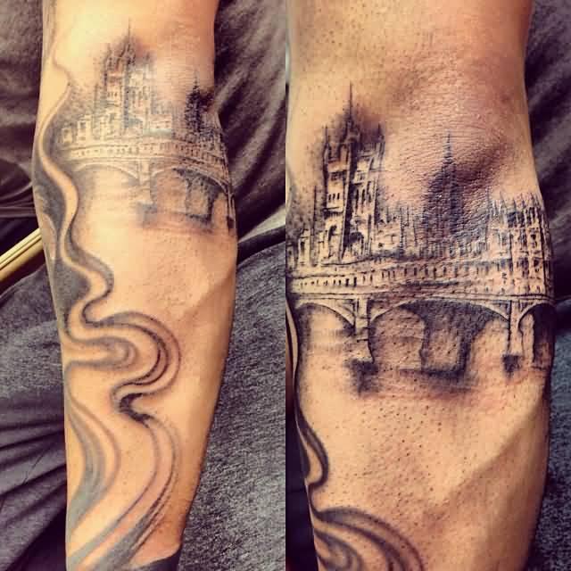 32+ Incredible Big Ben Tattoos