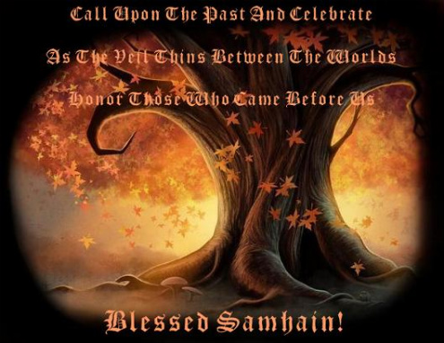 Image result for blessed samhain