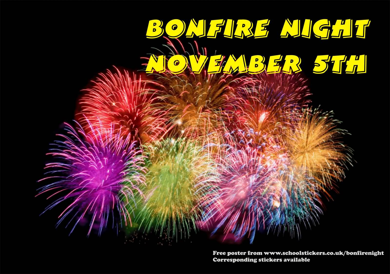 bonfire night Bonfire night is a yearly event dedicated to bonfires, fireworks and celebrations it is celebrated in great britain on 5 november britons also call it guy fawkes night.