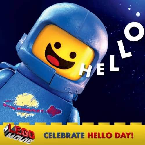World Hello Day: Happy World Hello Day Cartoon Picture